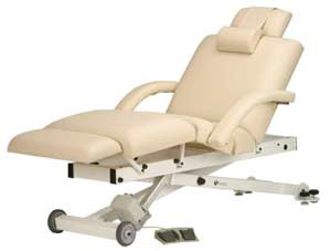 Ellora Electric Lift Massage Table Spa Style