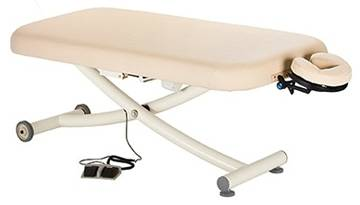 Ellora Vista Bariatric Lift Massage Table
