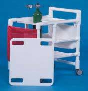 PVC Emergency Cart