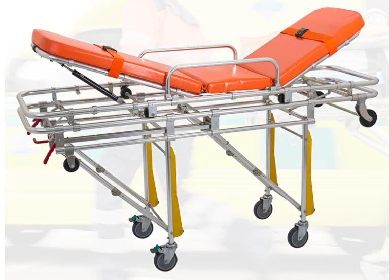 Emergency EMS Ambulance Stretcher