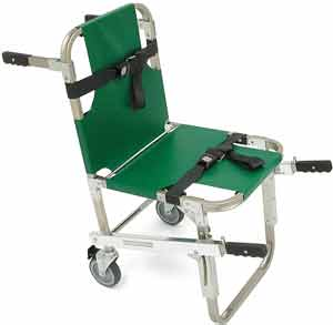 Heavy-Duty Emergency Rescue Evacuation Chair