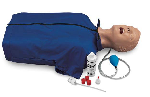 Emergency Simulation Manikin Torso