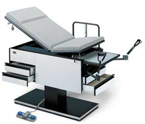 Exam Table w/ Electric Lift