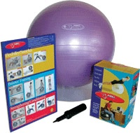 Excercise Ball Package