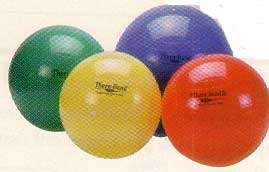 Exercise Balls Blue 75 cm