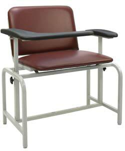 Extra Large Phlebotomy Drawing Chair