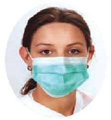 Extra-Lite Tissue-Soft Sensitive Ear-Loop Masks