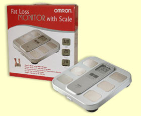 Fat Loss Monitor w/ Scale