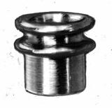 Female EPDM Tubing Adapters - Aluminum