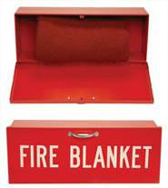 Fire Blanket Kit