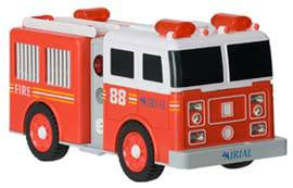 Fire Truck Pediatric Nebulizer