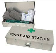 First Aid Station Kit