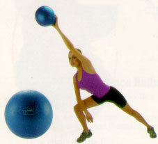 Fitball Mini Resistance Ball