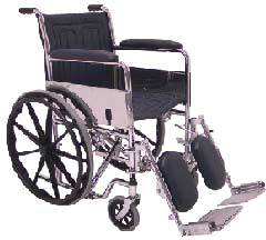 Fixed Arm Hemi Wheelchair