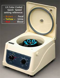 Fixed Speed Laboratory Centrifuge