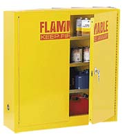 Merveilleux 30 Gal. Flammable Safety Cabinet