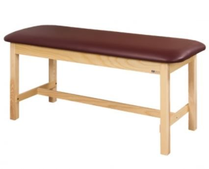 Flat Top Classic Series Straight Treatment Table