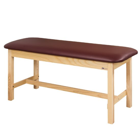 Flat Top Classic Series Straight Treatment Table 24in
