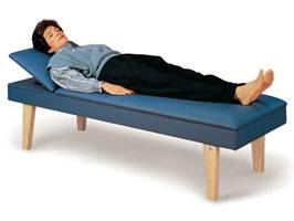 Recovery Couch w/ Adjustable Headrest