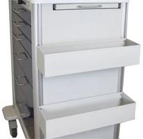Fluid Trays for Aluminum Carts