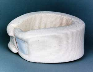 Foam Cervical Collar Medium