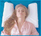 Foam Filled Neck Huggar Pillow