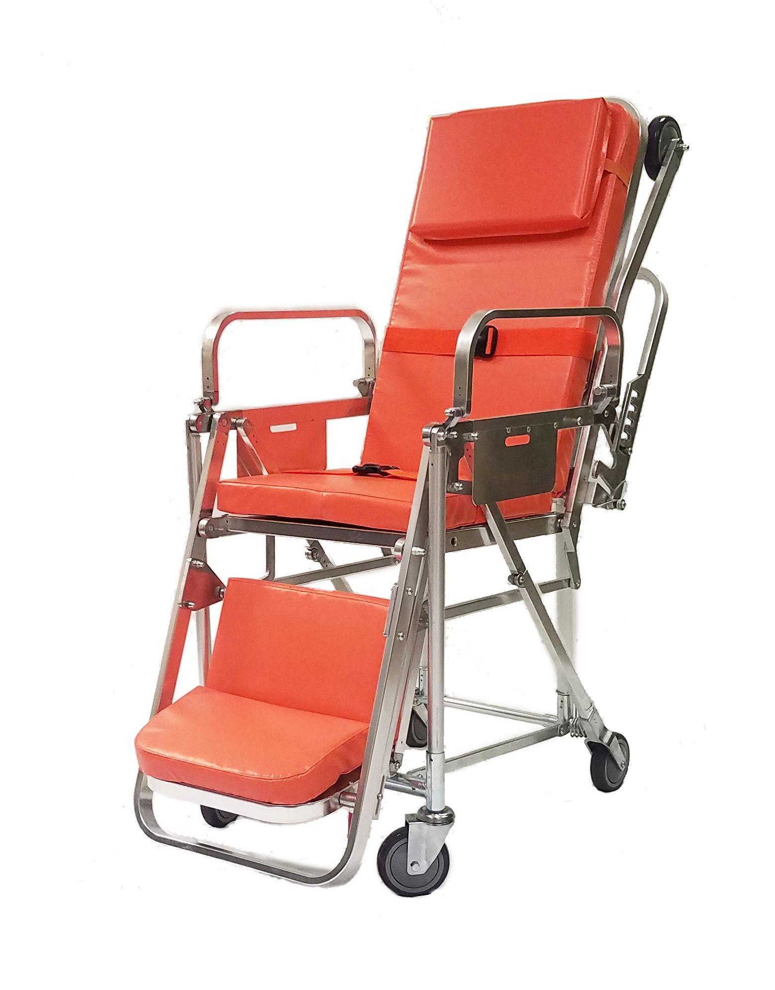 Folding Lightweight Ambulance Stretcher-Chair