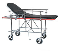 Folding Transport Stretcher