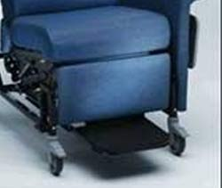 Foot Rest Option for use 5in Casters