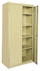 Classic Storage Cabinet w/ Adj. Shelves
