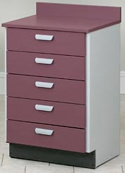 Treatment Cabinet w/ Five Drawers