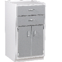 Free Standing Single Drawer Treatment Cabinet