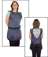 Front Protection Buckle Lead Aprons