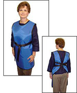 Front Protection Economy Tie Lead Aprons