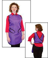 Front Protection Hook-N-Loop Lead Aprons
