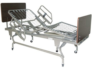 Full Electric LTC Medical Bed