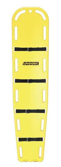 Full Length Plastic EMS Backboard