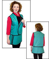 Full Protection Skirts & Vests Lead Aprons