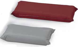 Optional Exam Table Pillows