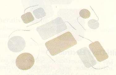 Galvanic Electrodes - 4 7