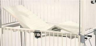 Kilmer ICU Child Crib w/ Gatch
