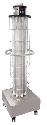 Germinator-UV Tower - Mobile Disinfection Unit