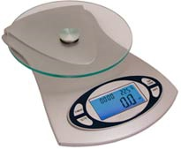 Glass Top Food Scale