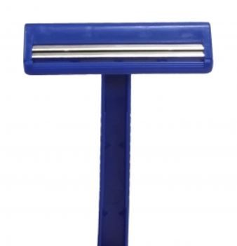 Disposable Double Blade Razor