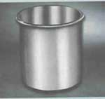 Griffin Style Beaker, 3000ml, 5-1/2in x 8-1/4in