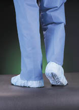 Gripper Shoe Covers - Spunbond