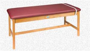 Treatment Table w/ Wooden Frame and H-Brace