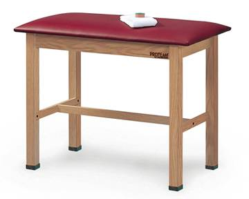 H-Brace Taping Table