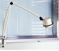 Halux 35/2 Medical Exam Light w/ Rail Mount