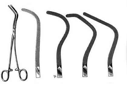Harken Clamps Fig. 2 9-12 in
